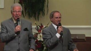 The Kingsmen Quartet at Croom-A-Coochee Baptist Church