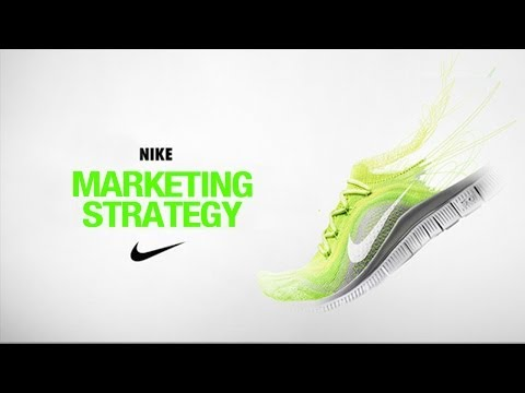 Nike Marketing Strategy 2014 | Successful Marketing #1