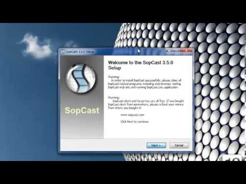 gratuitement sopcast 3.5.0