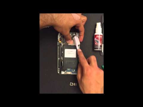 Samsung Galaxy Note 3 Water Damage Repair with iRevive