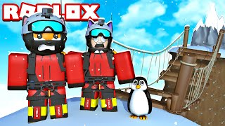 EXPEDITION in die ANTARKTIS!! - Roblox [Deutsch/HD]