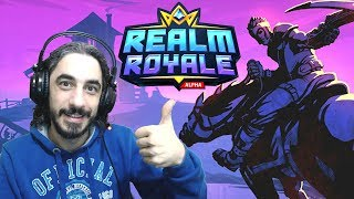 FORTNITE SIMILAR REALM ROYALE FIRST LOOK