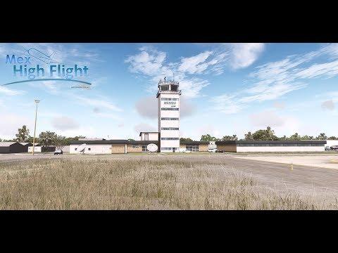FSX Prepar3d MMMD Mérida International Airport