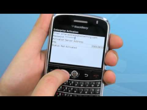 blackberry bold 9000 how to set up your email youtube rh youtube com Check BlackBerry Email BlackBerry Curve 8900
