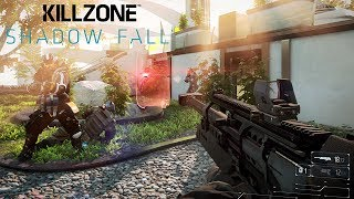 Killzone: Shadow Fall - PS4 Multiplayer Gameplay