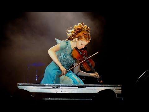 lindsey stirling   crystallize   violin dubstep   live