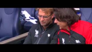 Video Gol Pertandingan Liverpool vs Tottenham Hotspur