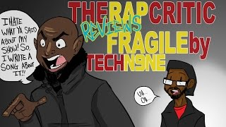 "Rap Critic: ""Fragile"" - Tech N9ne ft. Kendrick Lamar, ¡MAYDAY! & Kendall Morgan"