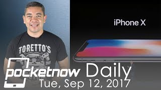 iPhone X is hot! iPhone 8 is a decent change & more   Pocketnow Daily