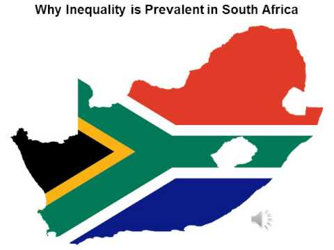 Inequality in South Africa Explained