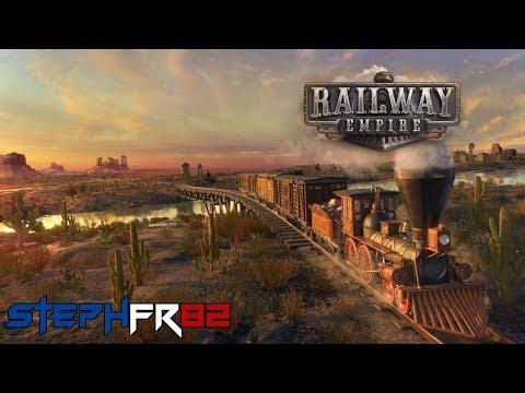 Railway Empire - Découverte - FR PC