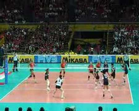 Volleyball Japan