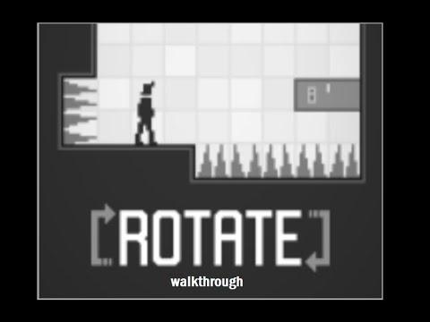 Rotate Walkthrough Levels 1-16