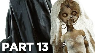 RESIDENT EVIL 8 VILLAGE Walkthrough Gameplay Part 13 - DOLL WOMAN (FULL GAME)