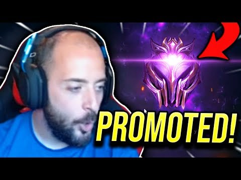 FINALLY PROMOTED BACK TO MASTER SEASON 9 MASTERS GAMEPLAY - Road To Challenger  League of Legends