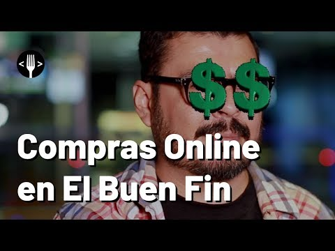 Consejos para aprovechar el Buen Fin y comprar online