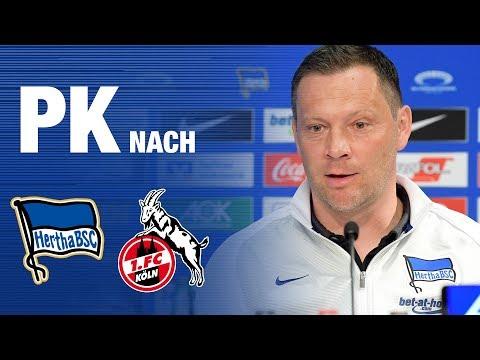 PK NACH KÖLN - DARDAI RUTHENBECK - Hertha BSC - Berlin - 2018 #hahohe