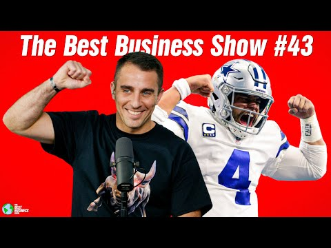 The Best Business Show with Anthony Pompliano - Episode #43