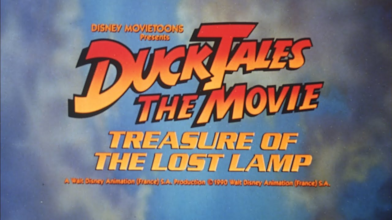 Download DuckTales The Movie (1990) Theatrical Trailer