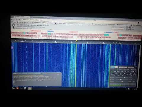 Radio Japan 6155 Khz Shortwave via Sweden Kiwi SDR receiver
