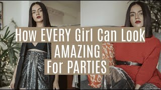 How EVERY Girl Can Dress For PARTIES! | Komal Pandey