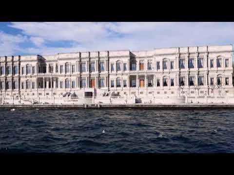 Turkey|Istanbul Bosphorus Cruise 2017 HD