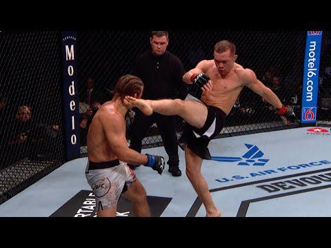 Лучшие нокауты российских бойцов в UFC