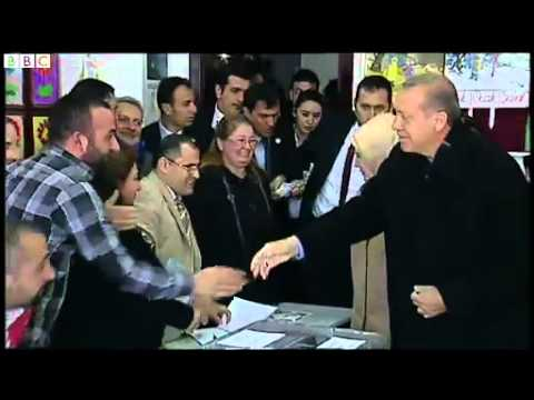 Erdogan's Islamofascist AKP Finishing Strong