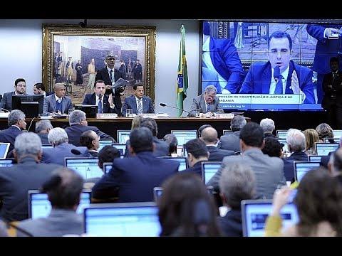 CONSTITUIÇÃO E JUSTIÇA E DE CIDADANIA - Denúncia contra Michel Temer - 10/07/2017 - 14:55