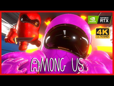 AMONG US 3D ANIMATION - THE MINI CREWMATE LIFE #3