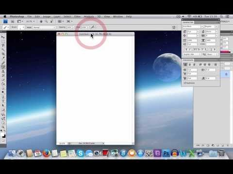 How to Print an A4 Sheet Using Photoshop