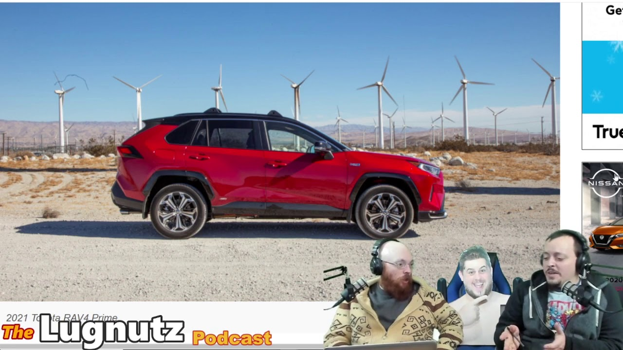 #197 Lugnutz Podcast Mr Spacely's AudiPorche