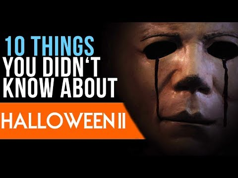 10 Things You Didn't Know About Halloween 2 1981