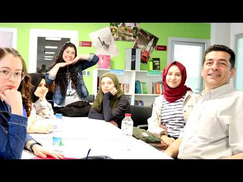 Self Access Centre 11 minutes Video! Social Sciences University of Ankara
