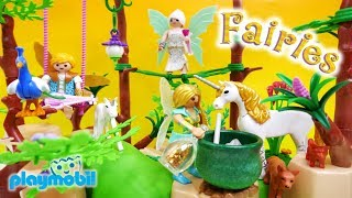 Magical Fairy Forest by Playmobil Review