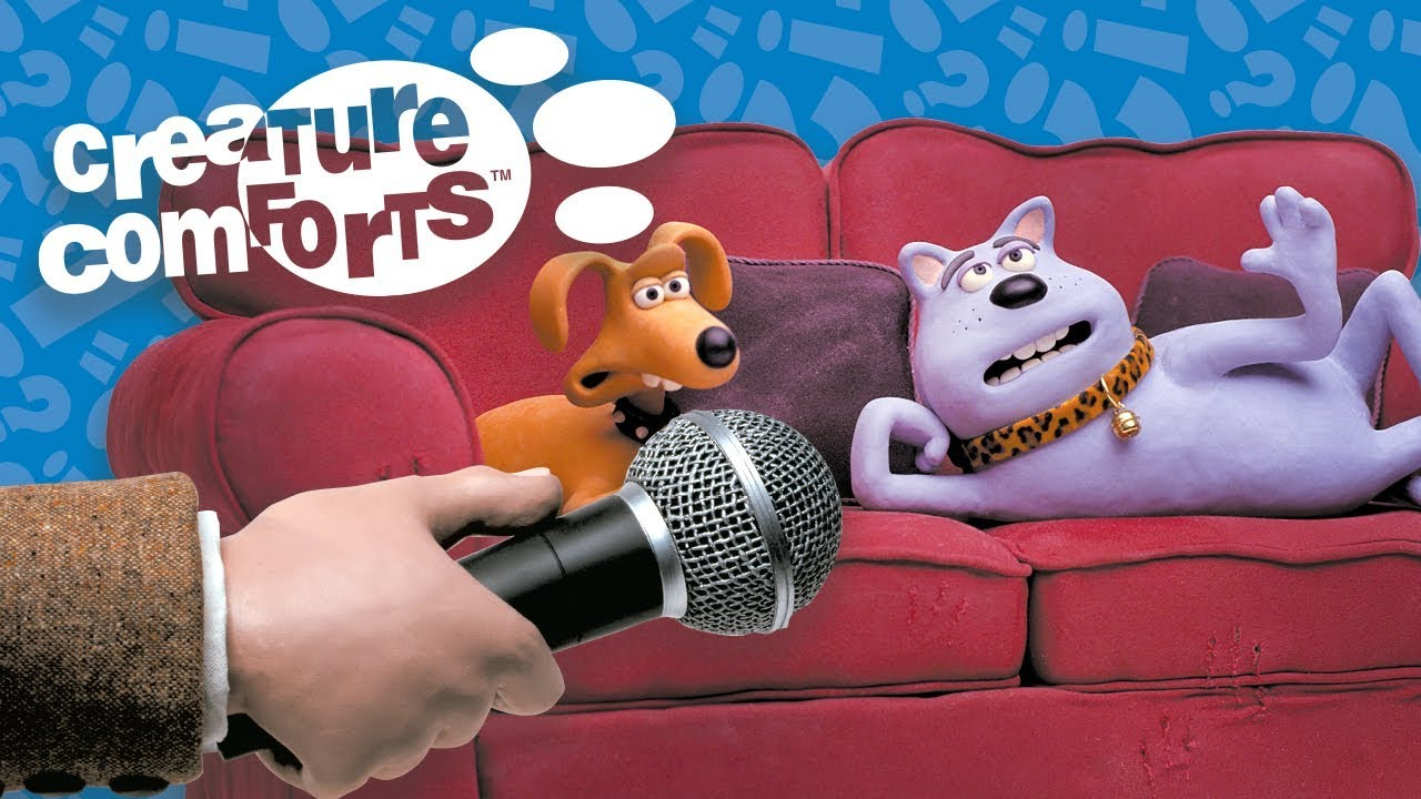 Creature Comforts - Complete Series 2