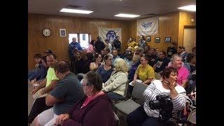 Elkton Council special meeting Thursday evening on Police Chief 2019