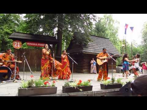Sabrosa 5/5 - Romská píseň 2015