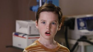 Young Sheldon funny scenes | Sheldon learn to lie | Sheldon and NASA