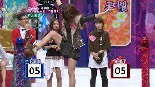 【TVPP】4MINUTE - Get His Choice, 포미닛 - 남자들의 마음을 얻어라! ...
