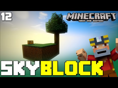 Minecraft Xbox One: Skyblock Survival - Episode 12! (Back to the Wiki!)