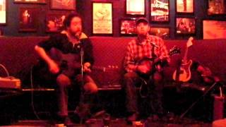 "Jake Hyer and Martin Devaney: ""The Flatwheelers"""