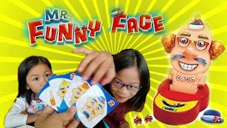 MR FUNNY FACE GAME PLAY | WEIRD FACE POP-UP | CHALLENGING IMPOSSIBLE FAIL | BIT THE TIME