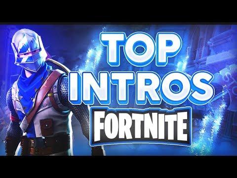 TOP 5 INTROS DE FORTNITE SIN NOMBRE! Link De Descarga |AnthonyGFX
