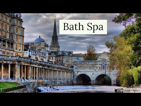 Travel Guide Bath Spa Town Somerset UK Pros And Cons
