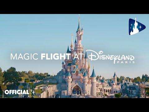 Disneyland Paris comme vous ne l'avez jamais vu 😍