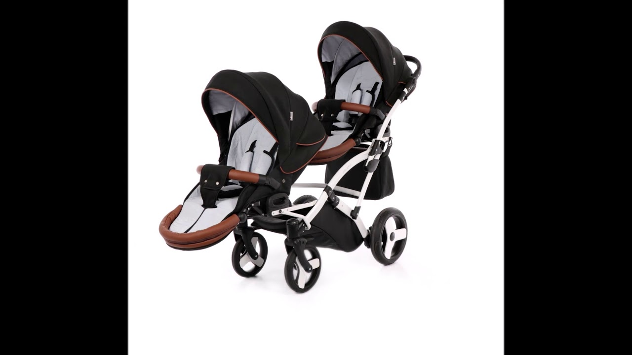 Tweeling Kinderwagen Abc Zoom Tweeling Kinderwagen Dalga Lift Duo Dalga Lift Duo Slim