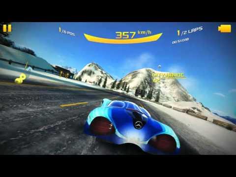 asphalt 8 mod hacked apk mercedes benz biome _ youtube