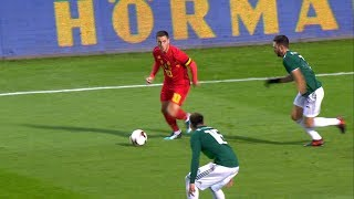 Eden Hazard vs Mexico (Friendly) 10/11/2017 HD 1080i
