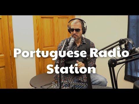 Portuguese Radio Station